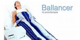 PRESOTERAPIA BALLANCER  (1 SESSION DE 45 MINUTS)