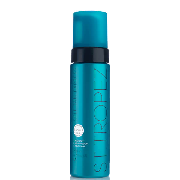 SELF TAN EXPRESS  MUSSE 200ML